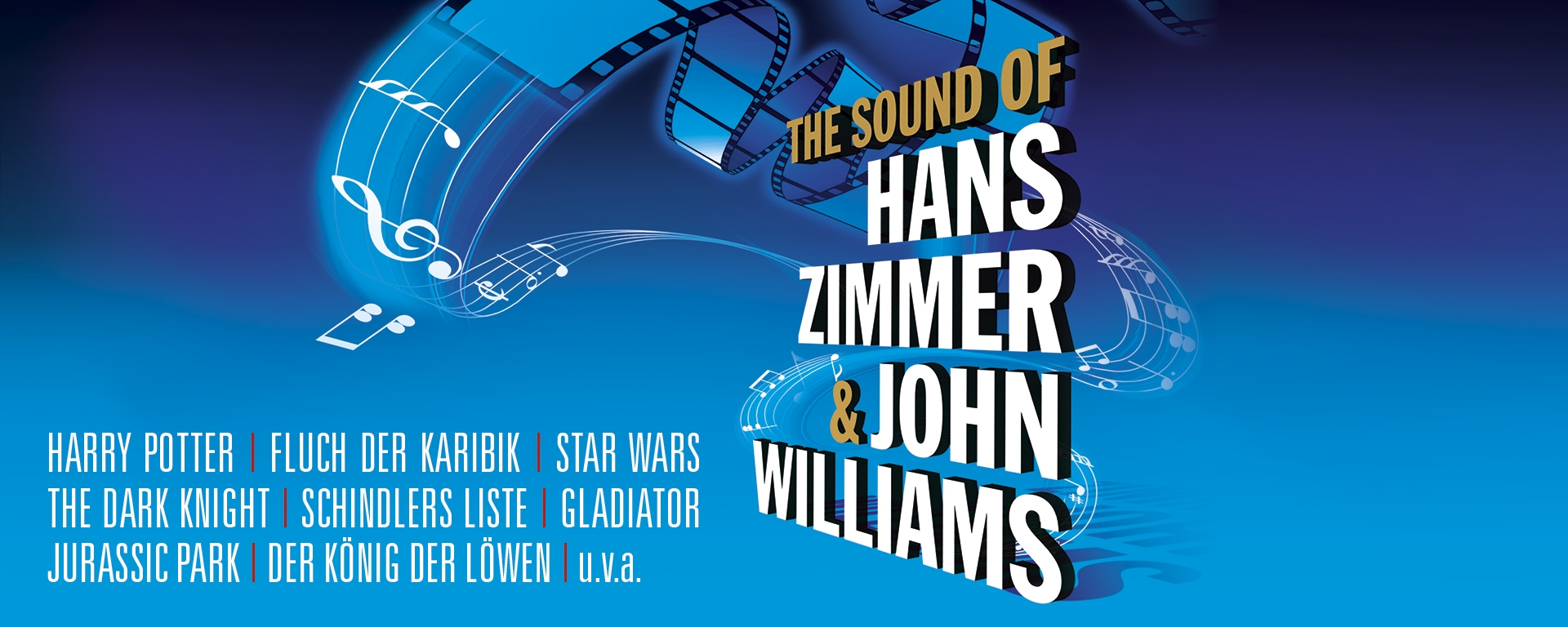 The Sound of Hans Zimmer & John Williams