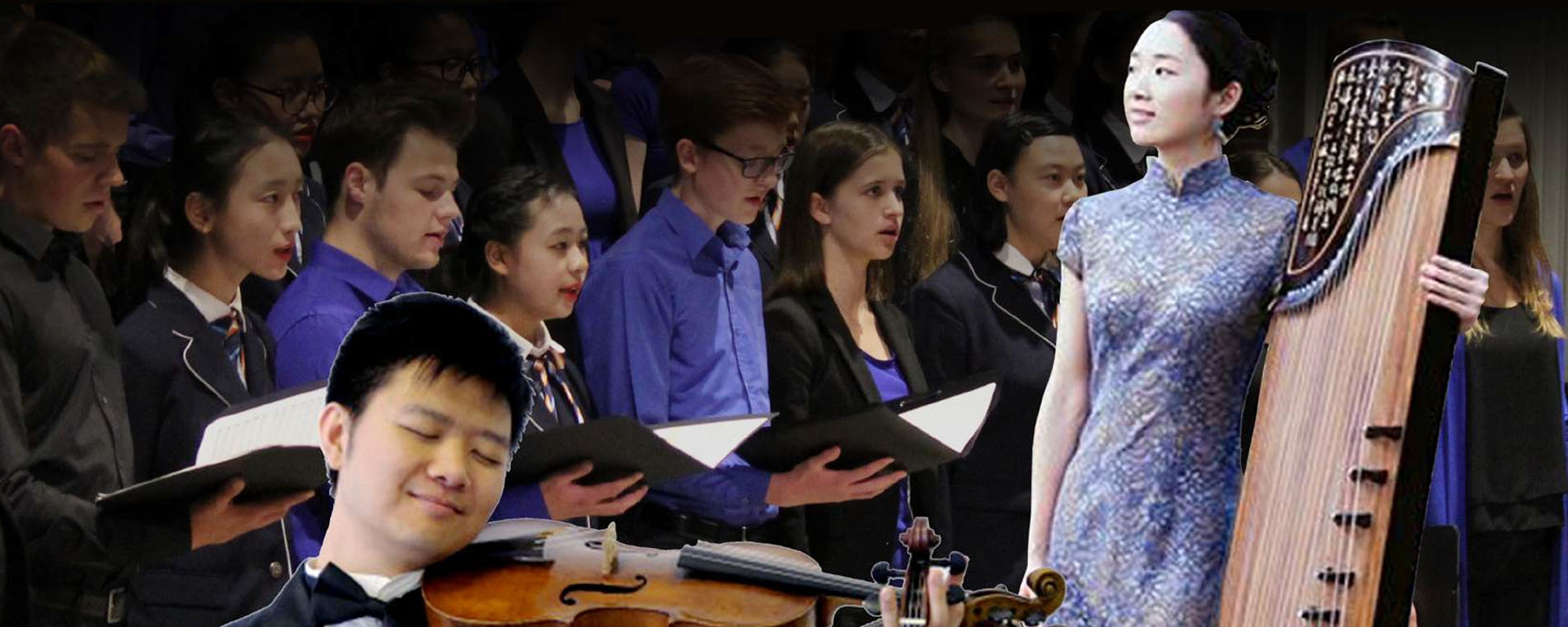 »East meets West, sing mit«  International Children's and Youth Choir Concert