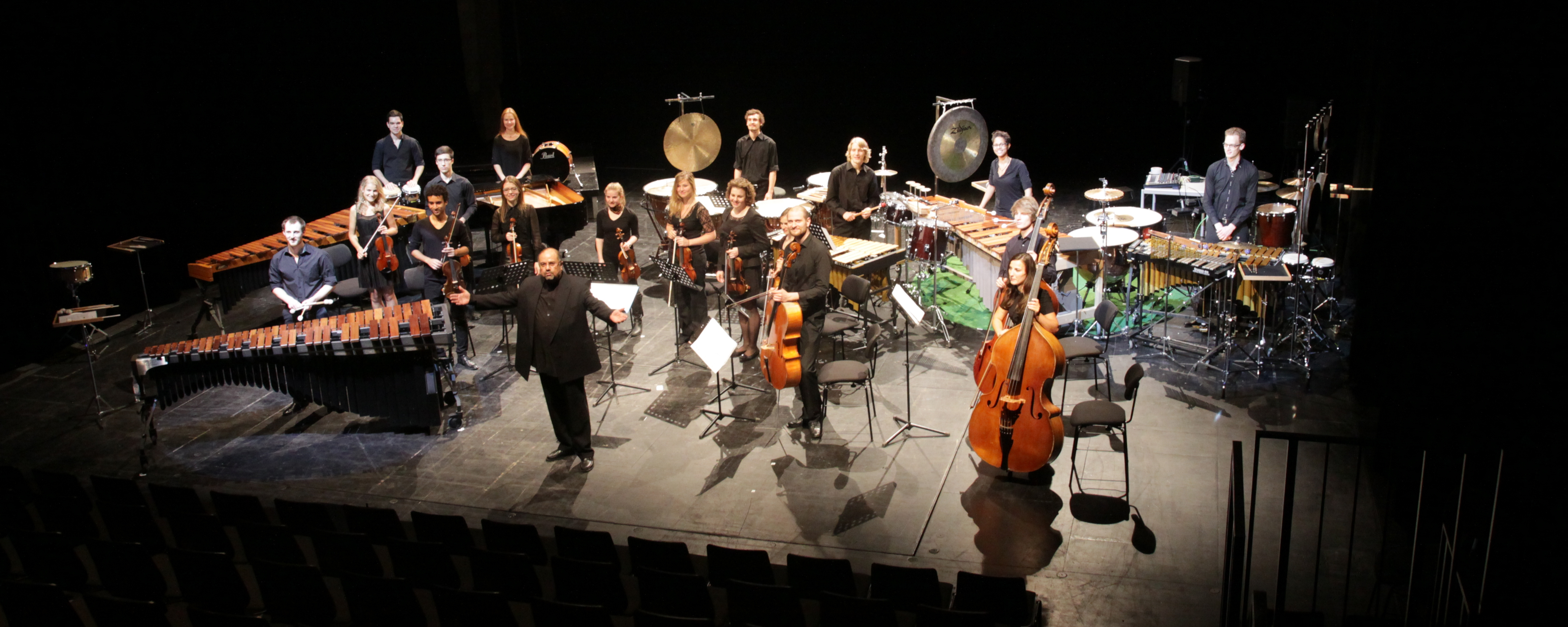 Munich String and Percussion Ensemble – Leitung: Adel Shalaby  »Zwischen Orient und Occident«