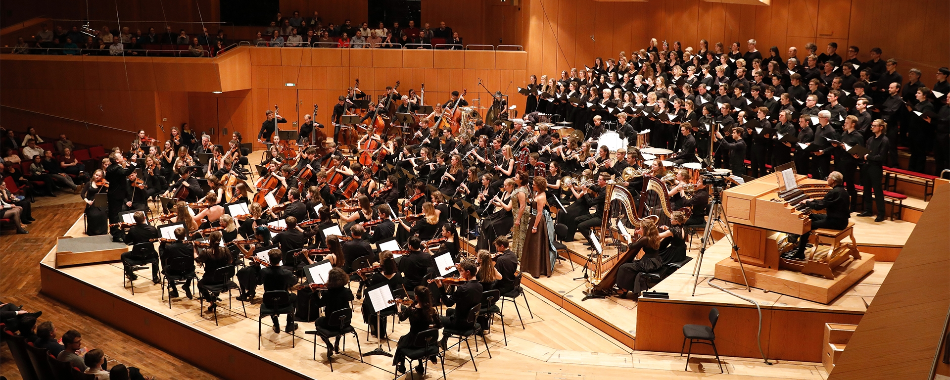 Symphony Concert of the Bavarian State Youth Orchestra (BLJO)