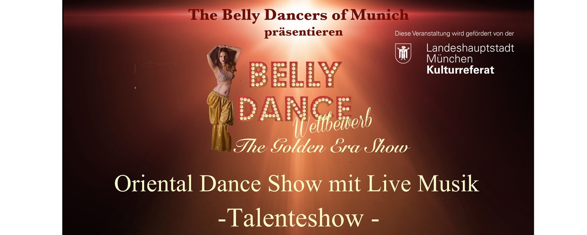The Belly Dancers of Munich