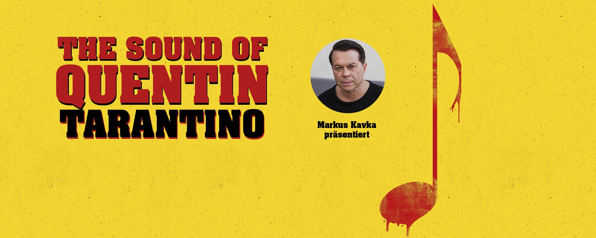 The Sound of Quentin Tarantino