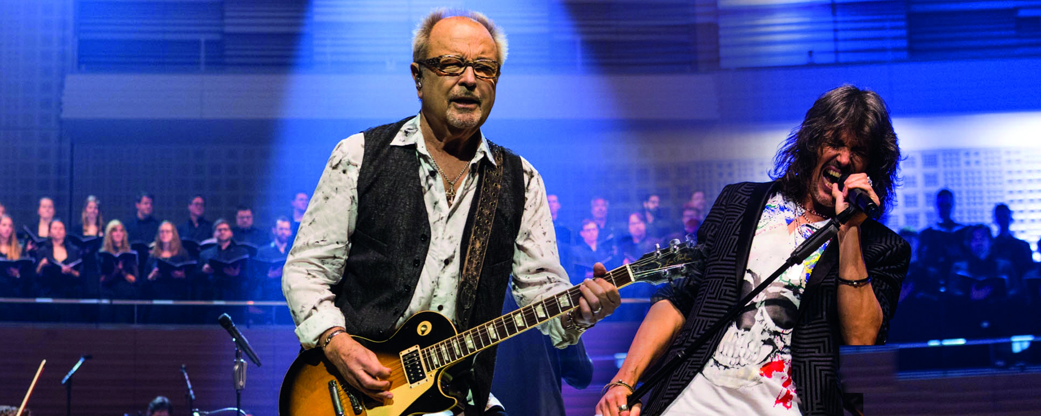 Foreigner with Symphony Orchestra – Live