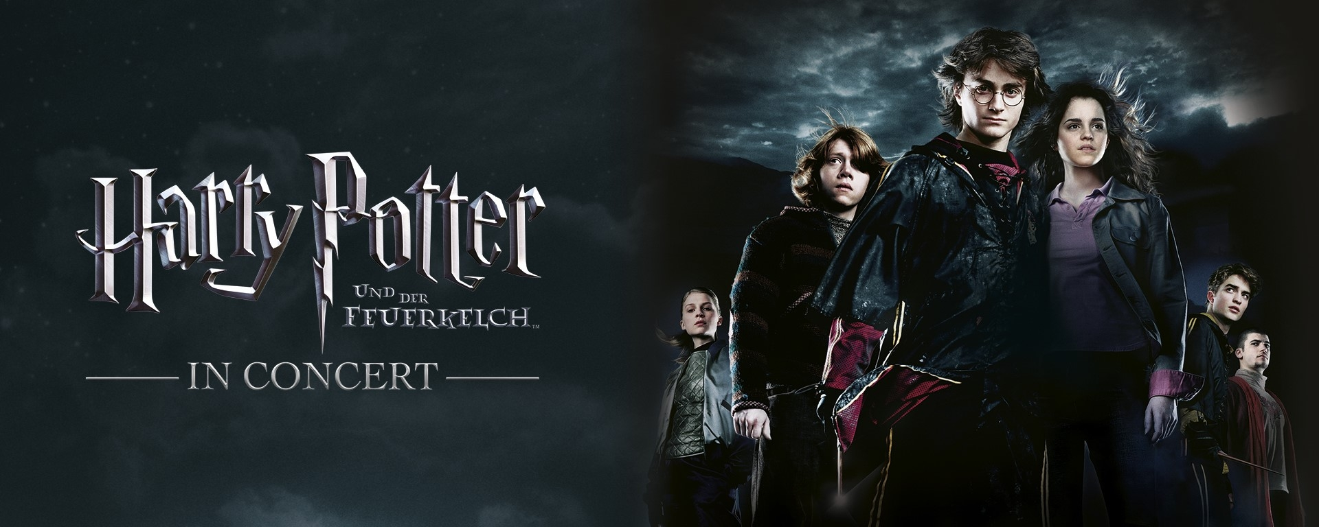 »Harry Potter and the Goblet of Fire« in Concert