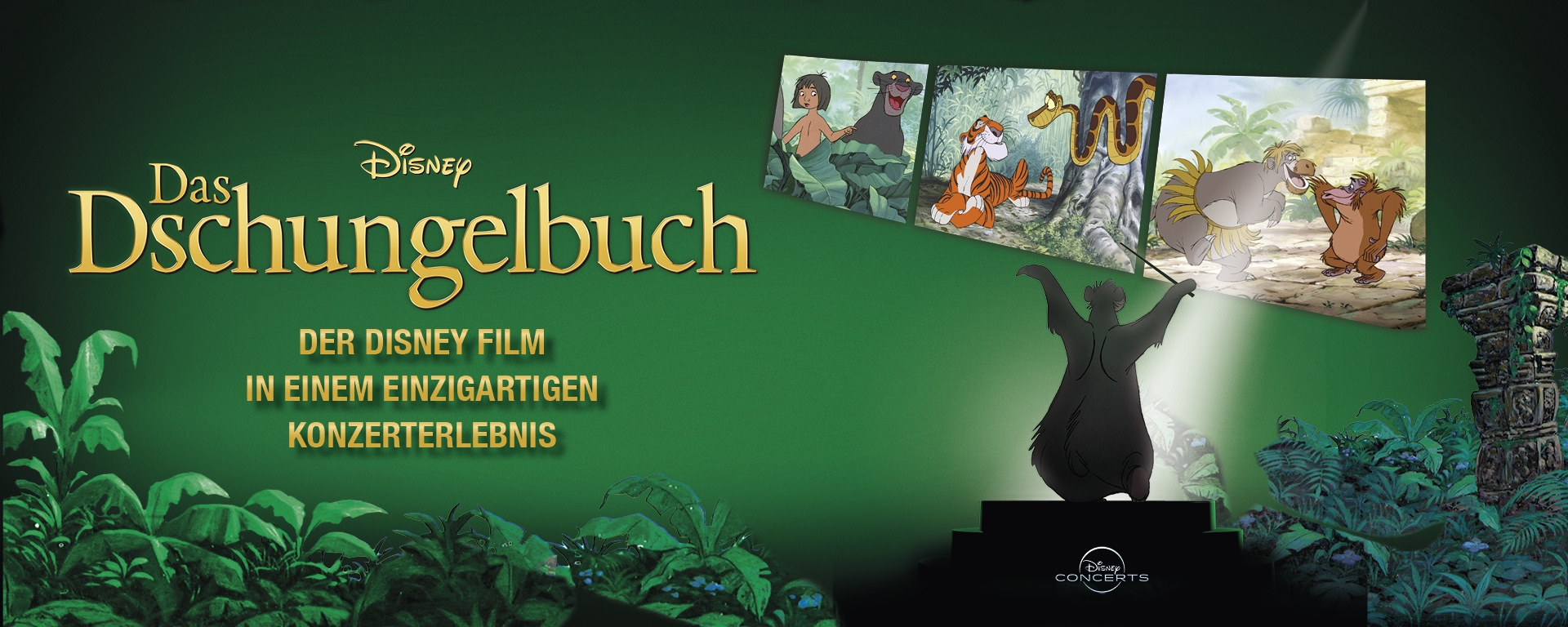 Das Dschungelbuch (The Jungle Book) — Disney in Concert