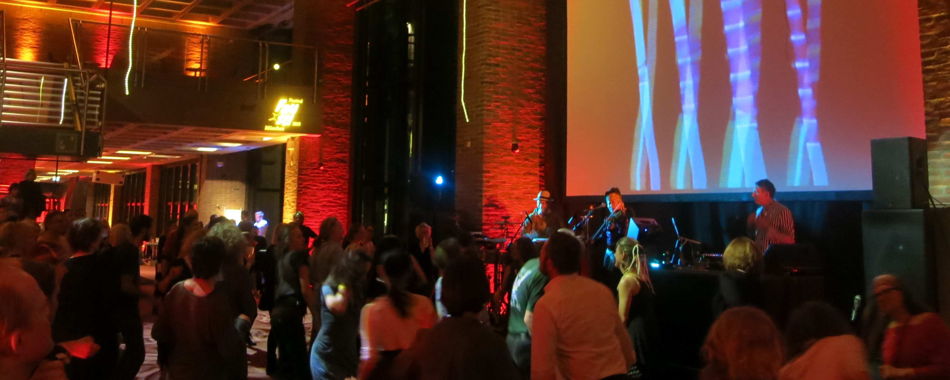 rupidoo global music club goes gasteig  Party Faustastic