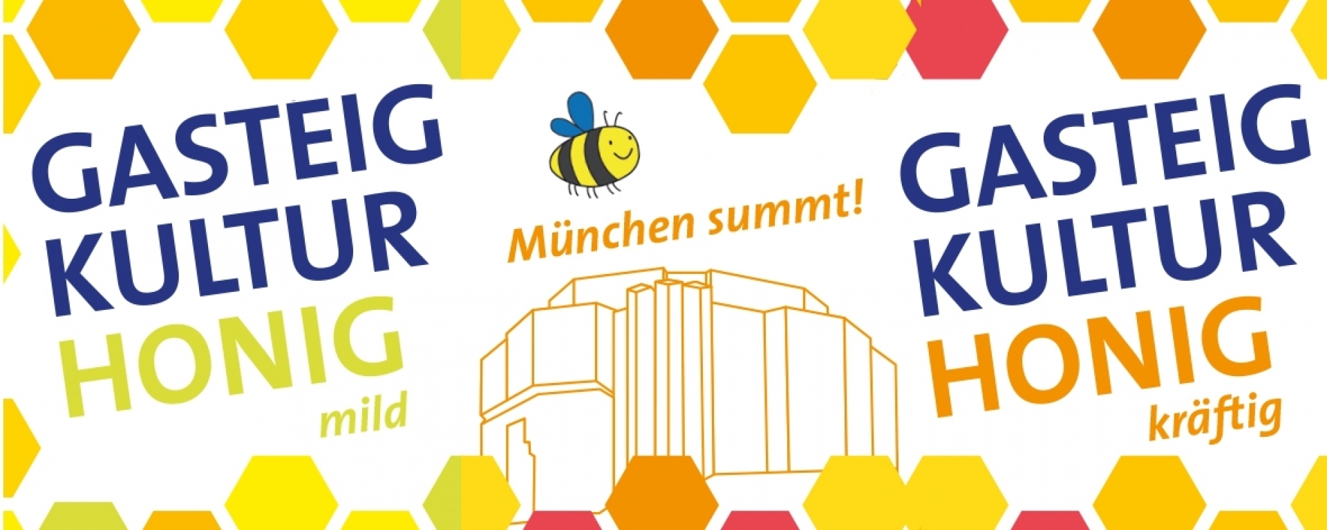 »Gasteig Culture Honey« Available to Buy from 19 April